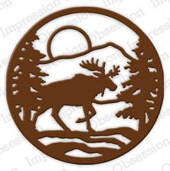 IO - Scenic Moose Die