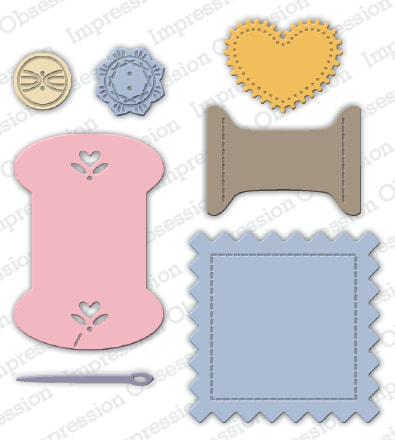 IO - Sewing Accessories Die