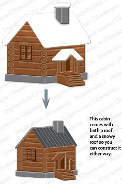 IO - Small Cabin Die