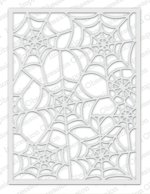 IO - Spider Web Background Die