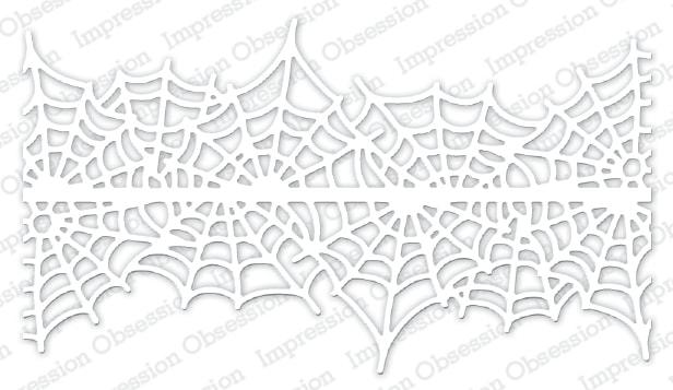 IO - Spider Webb Panel Die