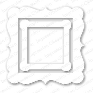 IO - Square Shaker Frame Die (SALE)