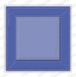 IO - Stitched Square Frame Die