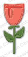 IO - Stitched Tulip Die
