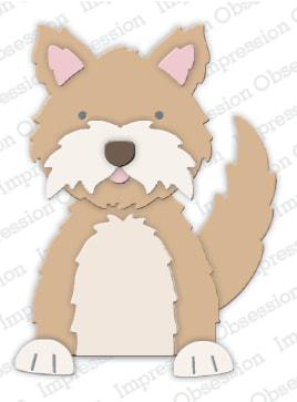 IO - Wirehair Terrier Die