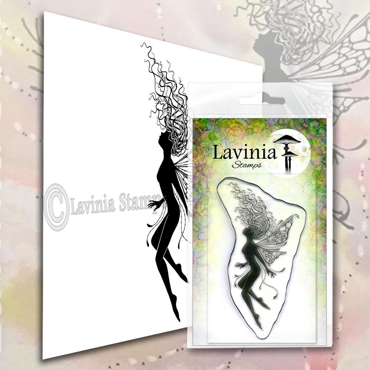 Lavinia Stamps - Celeste Fairy Stamp