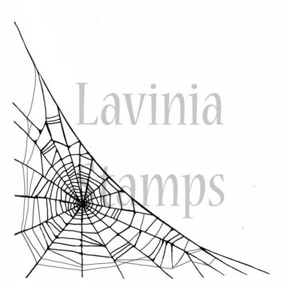 Lavinia Stamps - Fairy Web Stamp