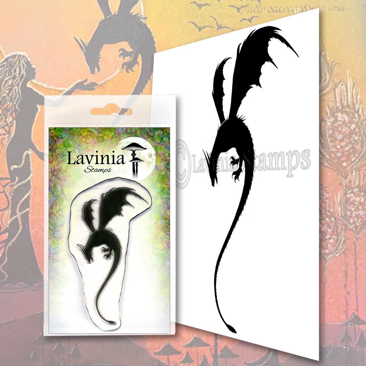 Lavinia Stamps - Mideela Stamp