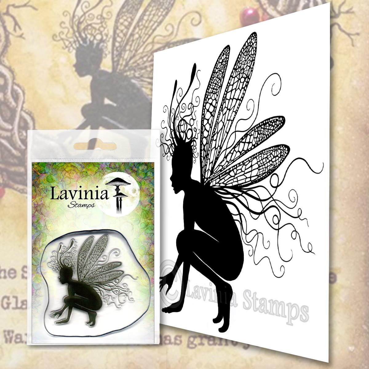 Lavinia Stamps - Oona Stamp