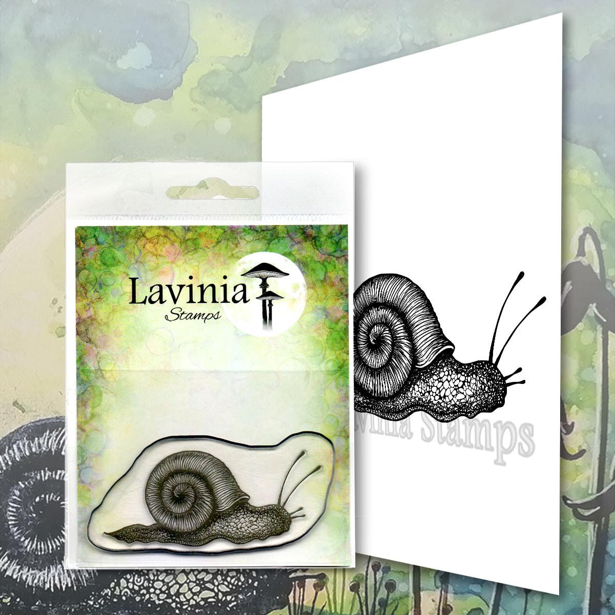Lavinia Stamps - Samuel Snail
