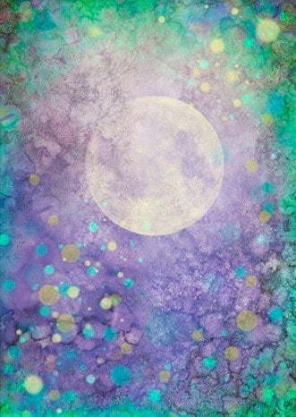 Lavinia Stamps - SceneScapes, Blue Mist
