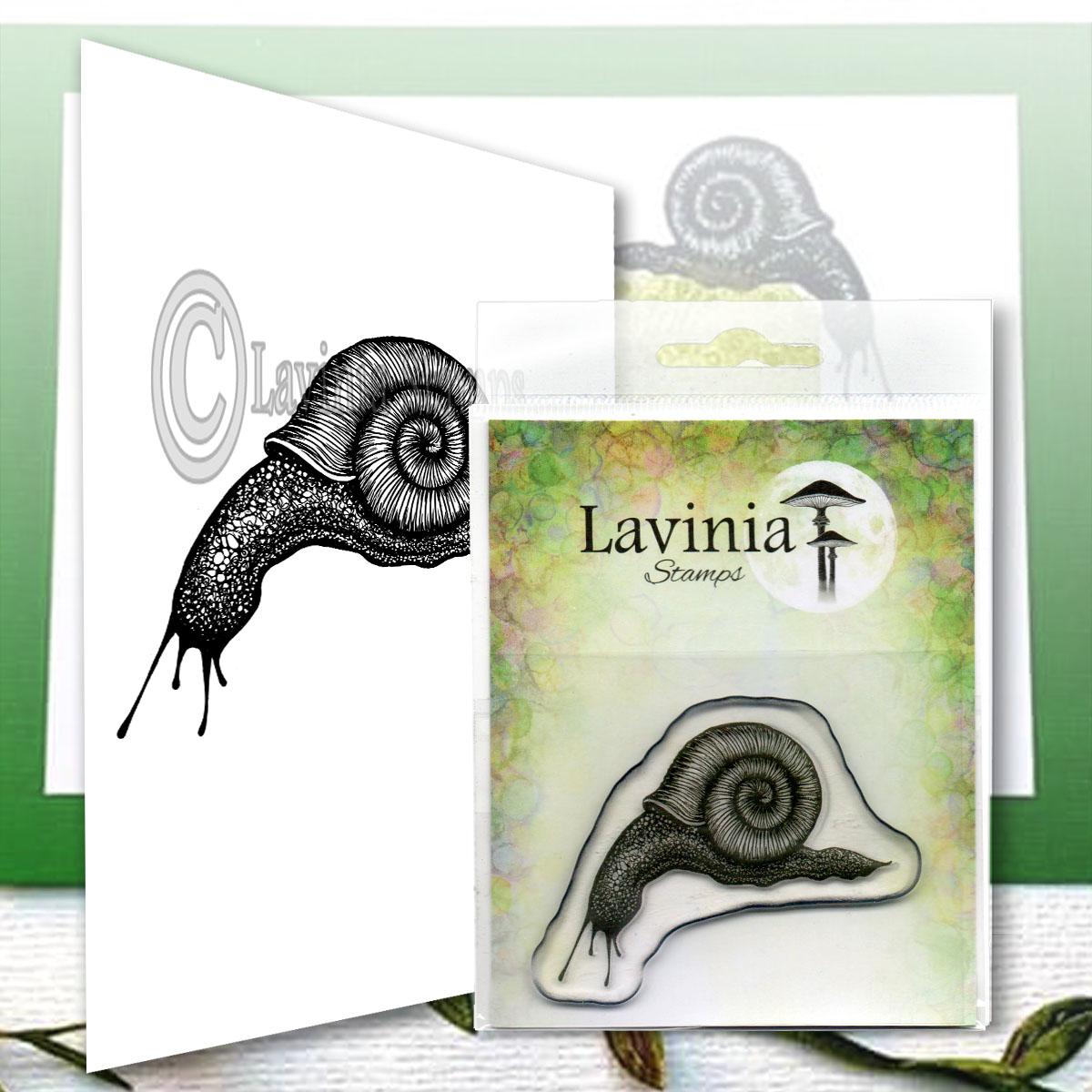Lavinia Stamps - Sidney Snail