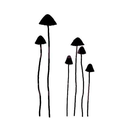Lavinia Stamps - Skinny Mushrooms Stamp