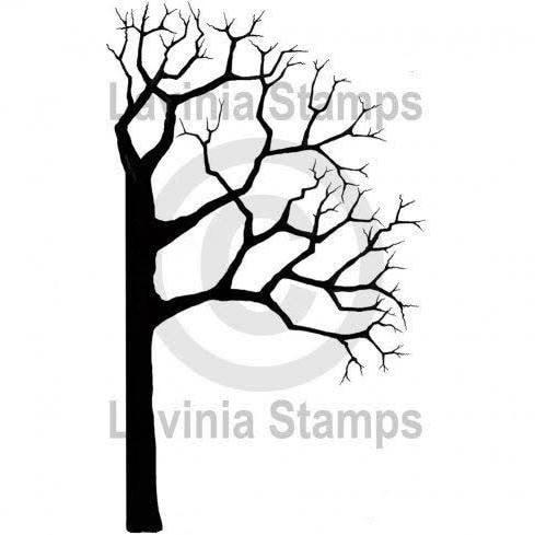 Lavinia Stamps - Tree Half R2