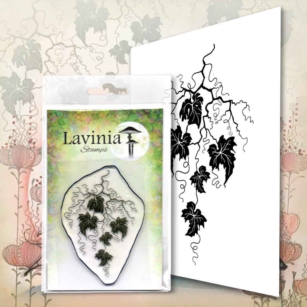 Lavinia Stamps - Vine Flourish Stamp