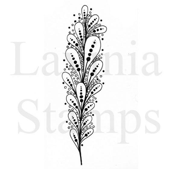 Lavinia Stamps - Zen Leaf