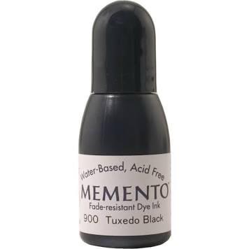 Memento - Tuxedo Black Refill Reinker