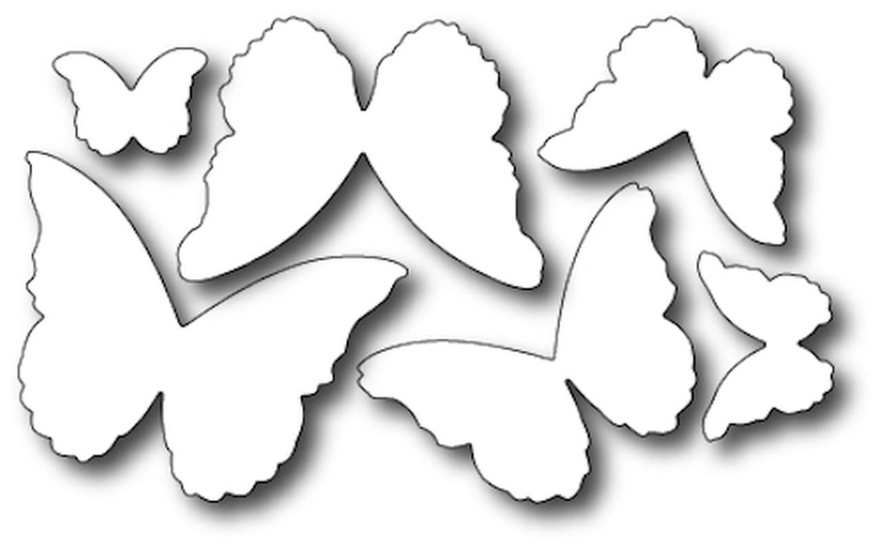 Memory Box - Butterfly Ensemble Die