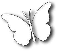 Memory Box - Darla Butterfly Die