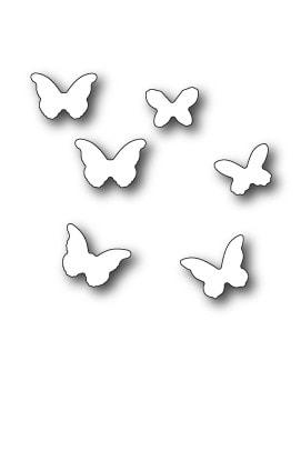 Memory Box - Mini Butterflies Die