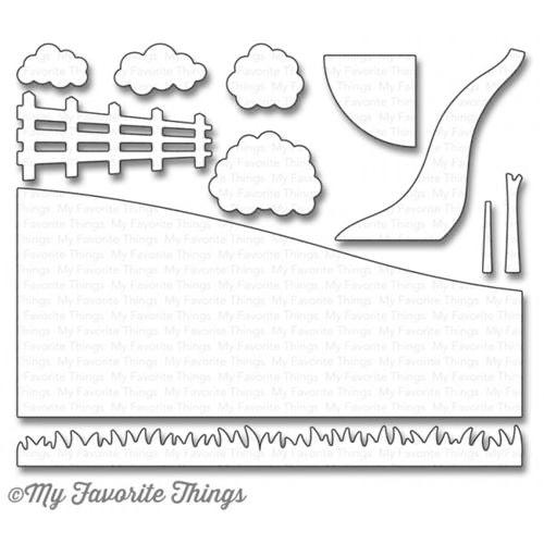 MFT - Spring Scene Builder Die