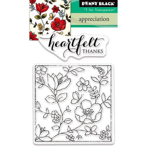 Penny Black - Appreciation Stamp Set