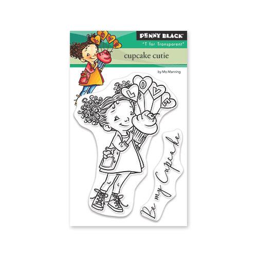 Penny Black - Cupcake Cutie Stamp Set