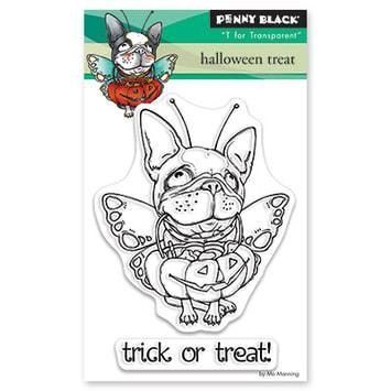 Penny Black - Halloween Treat Stamp Set