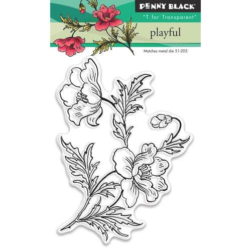 Penny Black - Playful Stamp Set