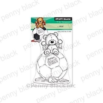 Penny Black - Star Stamp Set