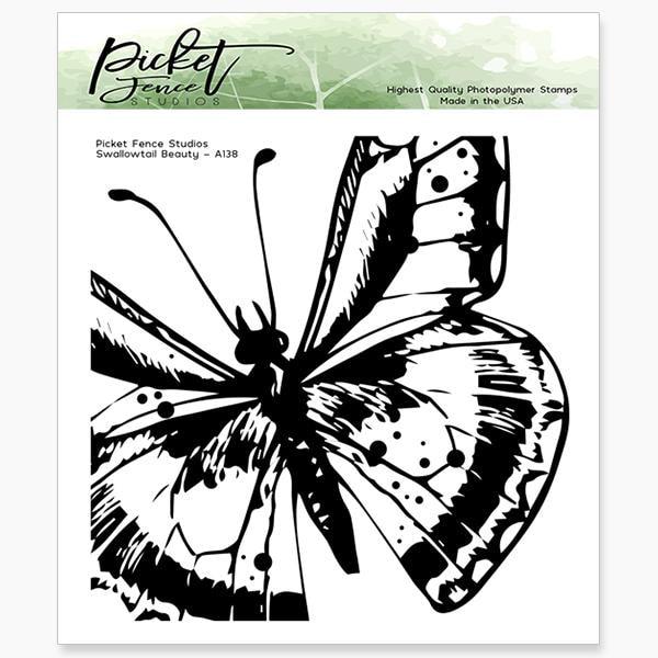 Picket Fence - Swallowtail Beauty