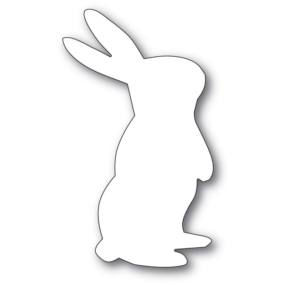 Poppy Stamps - Wishful Bunny Die