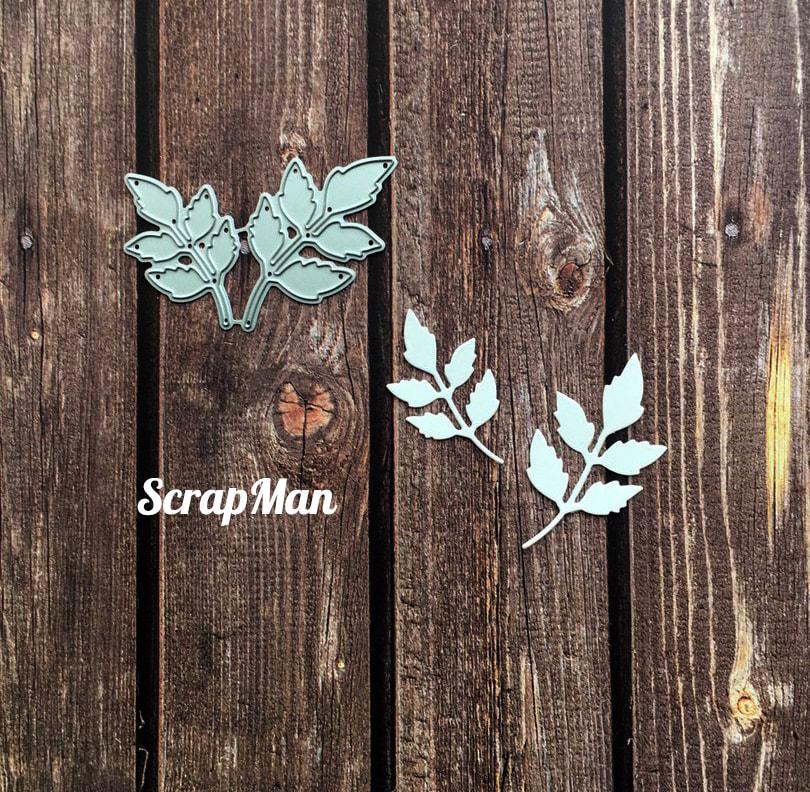 Scrap Man - Set Fern 5 Die