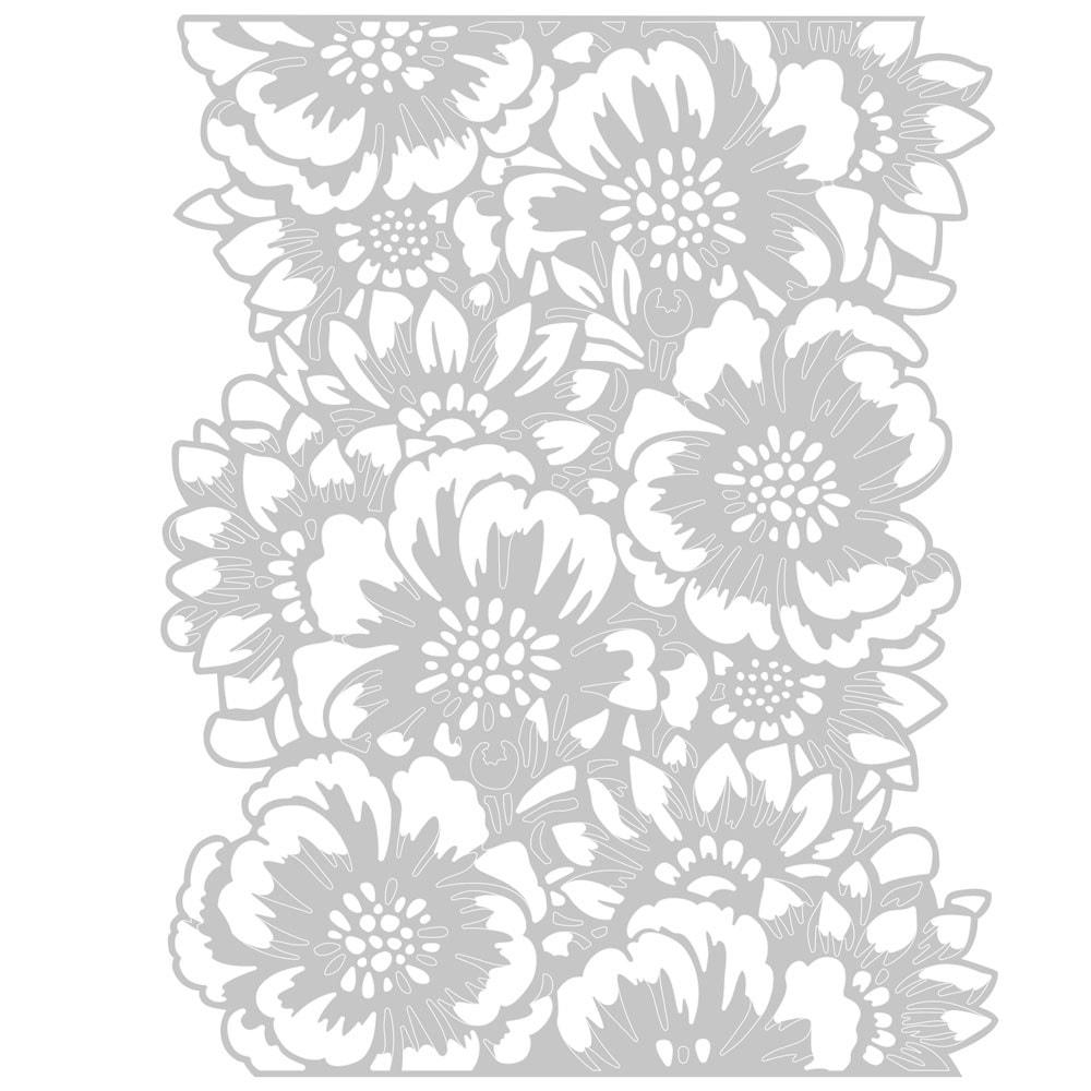Sizzix - Bouquet Thinlits Die