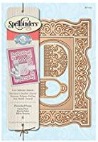 Spellbinders - Flourished Frame Etched Die