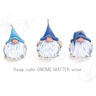 Stamping Bella - Gnomes have Feelings Too Stamp