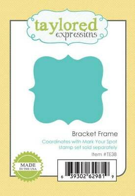 Taylored Expressions - Bracket Frame Die