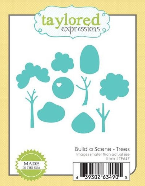 Taylored Expressions - Build a Scene, Trees Die