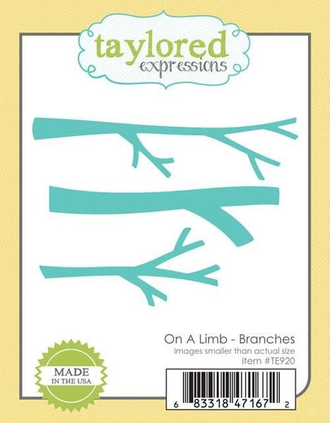 Taylored Expressions - On a Limb: Branches Die