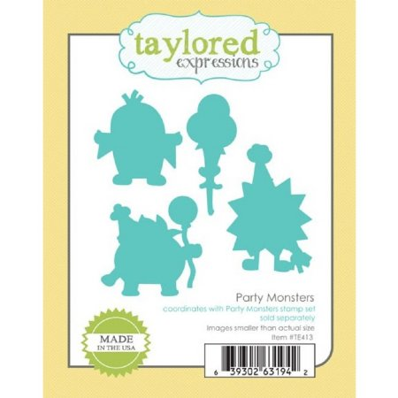 Taylored Expressions - Party Monster Die