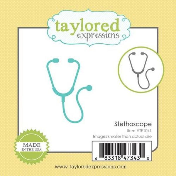 Taylored Expressions - Stethoscope Die
