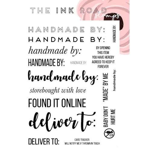 The Ink Road - Made a Thing Stamp Set