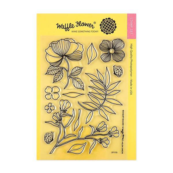 Waffle Flower - Bouquet Builder 1 Stamp Set