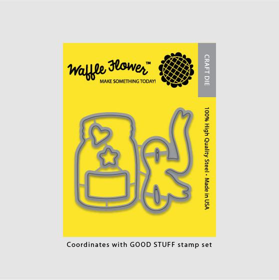 Waffle Flower - Good Stuff Die