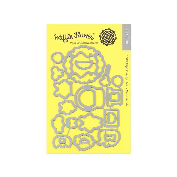 Waffle Flower - Hoppy Die
