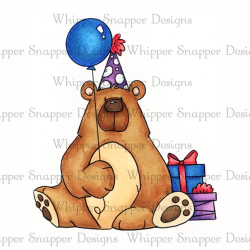 Whipper Snapper - Briar Stamp