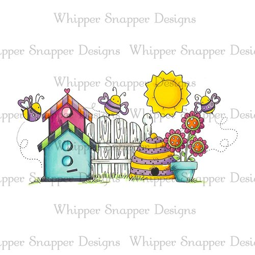Whipper Snapper - Bumble Neighborhood Stamp
