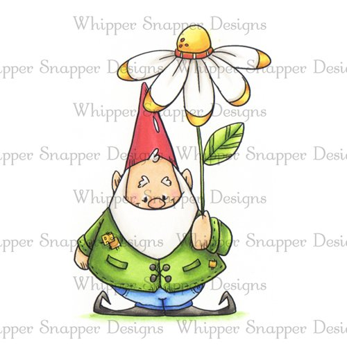 Whipper Snapper - Gnome Stamp