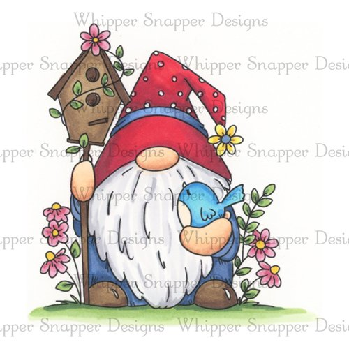Whipper Snapper - Krankle Stamp