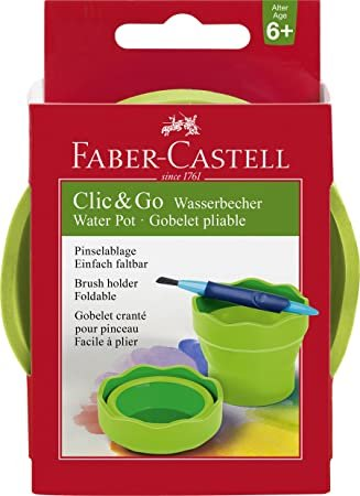 Faber-Castell - Clic & Go Water Pot